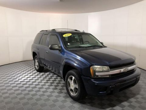 Pre-Owned 2007 Chevrolet TrailBlazer 2WD 4dr LS