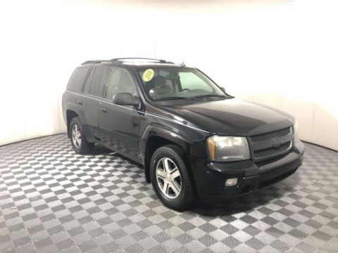 Pre-Owned 2008 Chevrolet TrailBlazer 4WD 4dr LT w/1LT