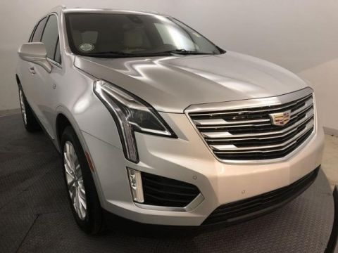 Pre-Owned 2018 Cadillac XT5 FWD 4dr Premium Luxury
