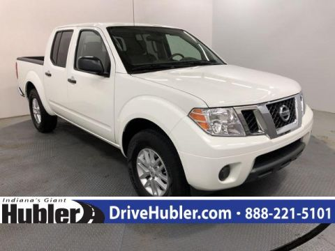 Pre-Owned 2019 Nissan Frontier Crew Cab 4x2 SV Auto