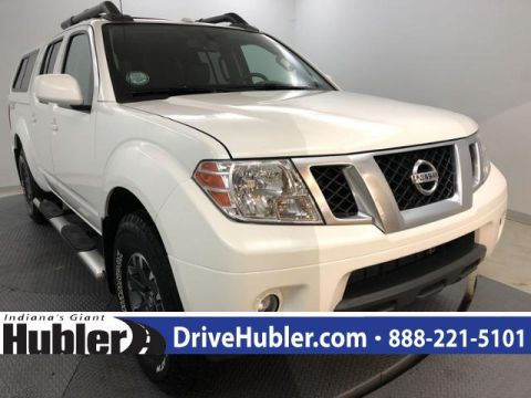 Pre-Owned 2015 Nissan Frontier 4WD Crew Cab SWB Auto PRO-4X