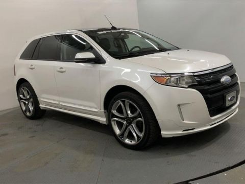 Pre-Owned 2014 Ford Edge 4dr Sport FWD