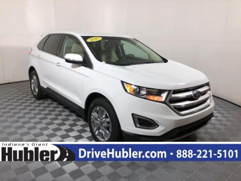Pre-Owned 2017 Ford Edge SEL FWD