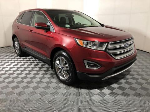 Pre-Owned 2017 Ford Edge SEL AWD