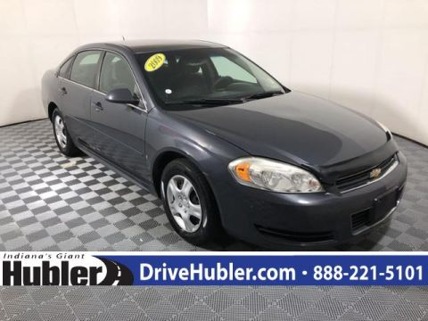 Pre-Owned 2009 Chevrolet Impala 4dr Sdn LS