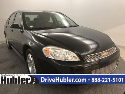 Pre-Owned 2013 Chevrolet Impala 4dr Sdn LT Retail