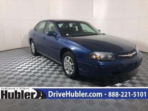 Pre-Owned 2005 Chevrolet Impala 4dr Base Sdn