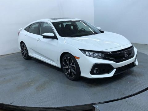 Pre-Owned 2017 Honda Civic Si Manual