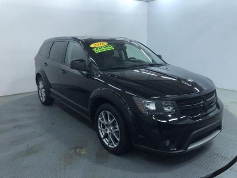 Pre-Owned 2016 Dodge Journey FWD 4dr R/T
