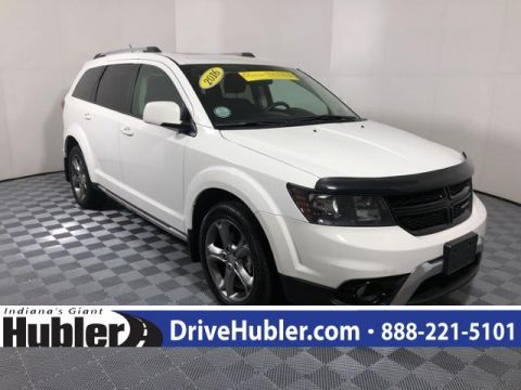 Pre-Owned 2016 Dodge Journey AWD 4dr Crossroad