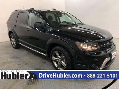 Pre-Owned 2016 Dodge Journey AWD 4dr Crossroad Plus