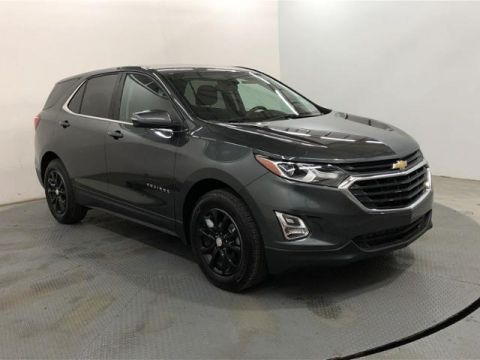 Pre-Owned 2019 Chevrolet Equinox FWD 4dr LT w/1LT