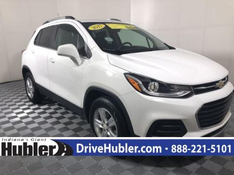 Pre-Owned 2017 Chevrolet Trax FWD 4dr LT