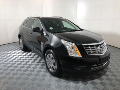 Pre-Owned 2015 Cadillac SRX FWD 4dr Luxury Collection