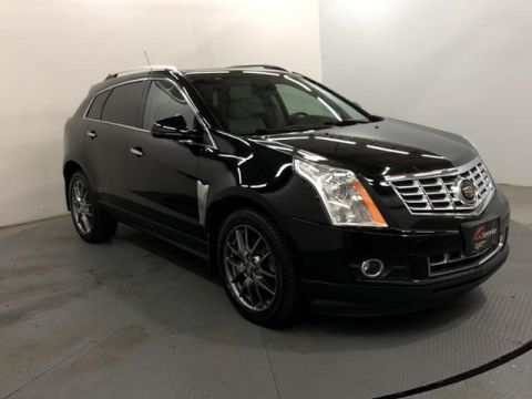 Pre-Owned 2016 Cadillac SRX AWD 4dr Premium Collection