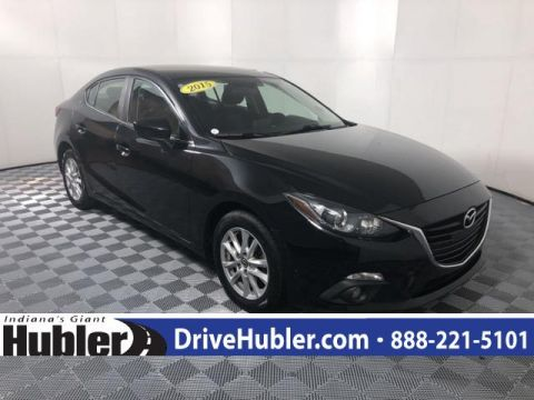 Pre-Owned 2015 Mazda3 4dr Sdn Auto i Touring