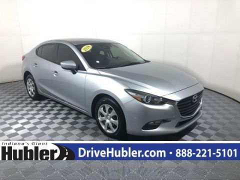 Pre-Owned 2018 Mazda3 4-Door Sport Auto