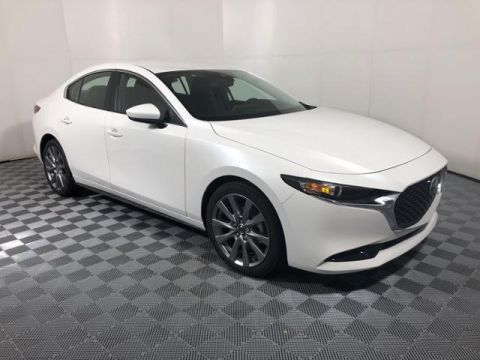 New 2019 Mazda MAZDA3 FWD w/Select Pkg