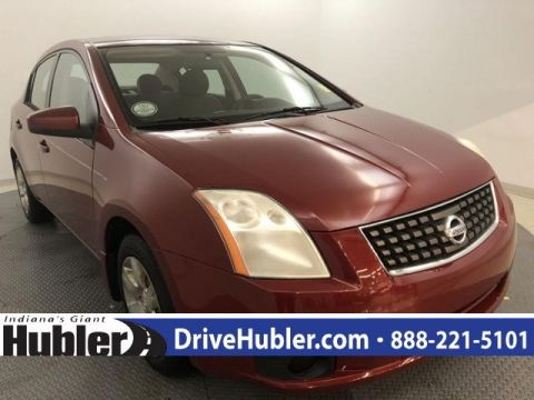 Pre-Owned 2007 Nissan Sentra 4dr Sdn I4 CVT 2.0