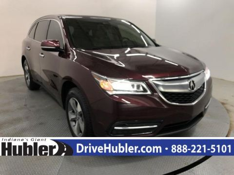 Pre-Owned 2016 Acura MDX FWD 4dr w/AcuraWatch Plus