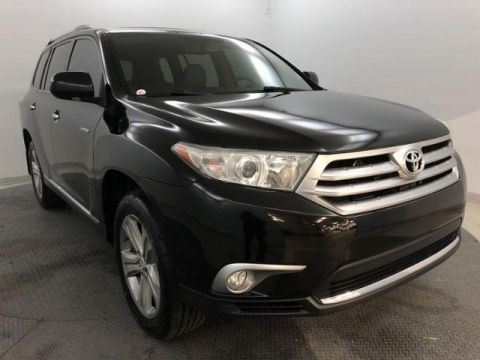 Pre-Owned 2012 Toyota Highlander 4WD 4dr V6 Limited