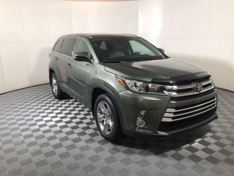 Pre-Owned 2018 Toyota Highlander Limited V6 AWD