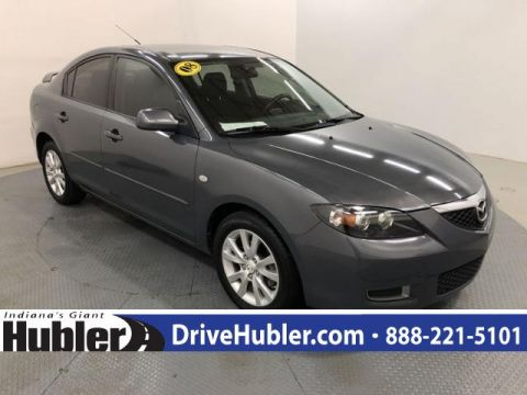 Pre-Owned 2008 Mazda3 4dr Sdn Auto i Touring *Ltd Avail*