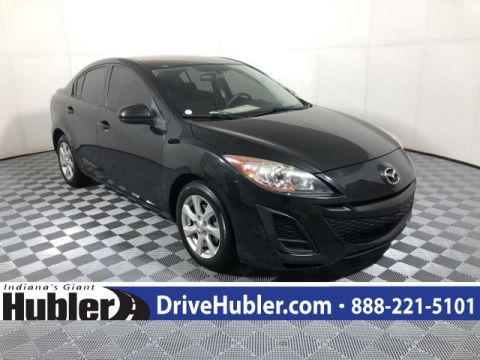 Pre-Owned 2010 Mazda3 4dr Sdn Auto i Touring