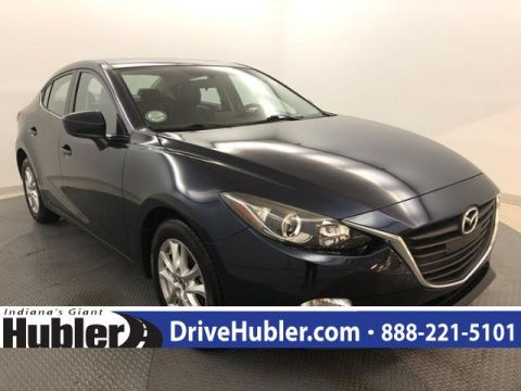 Pre-Owned 2014 Mazda3 4dr Sdn Auto i Grand Touring