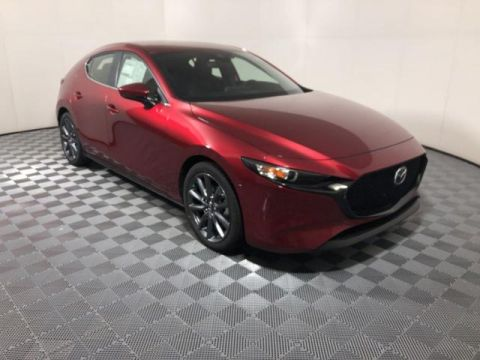 New 2019 Mazda MAZDA3 HATCHBACK AWD Auto