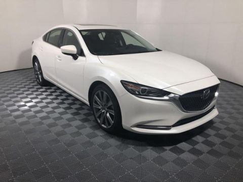 New 2018 Mazda6 Grand Touring Reserve Auto