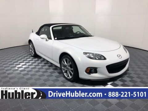 Pre-Owned 2013 Mazda MX-5 Miata 2dr Conv Man Grand Touring