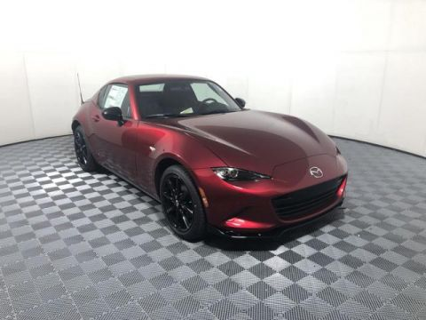 New 2019 Mazda MX-5 Miata RF Club Manual
