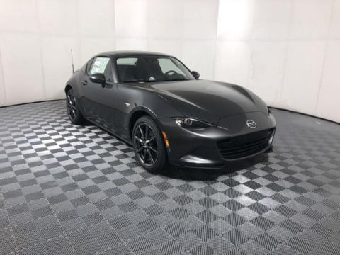 New 2019 Mazda MX-5 Miata RF Grand Touring Manual