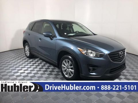 Pre-Owned 2016 Mazda CX-5 FWD 4dr Auto Touring