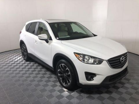 Pre-Owned 2016 Mazda MAZDA CX-5 2016.5 AWD 4dr Auto Grand Touring