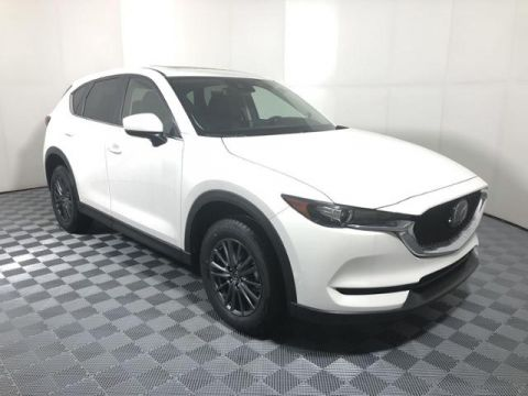 New 2019 Mazda CX-5 Touring AWD