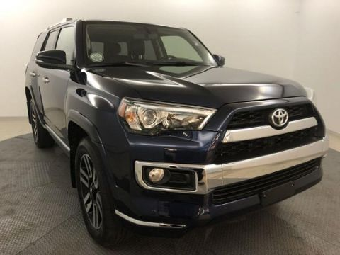 Pre-Owned 2015 Toyota 4Runner 4WD 4dr V6 Limited