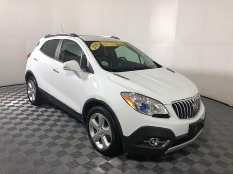 Pre-Owned 2016 Buick Encore FWD 4dr Convenience