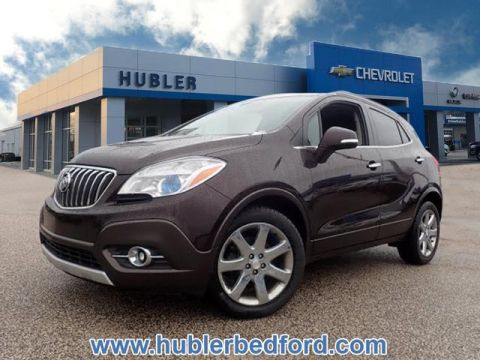Pre-Owned 2016 Buick Encore FWD 4dr Leather