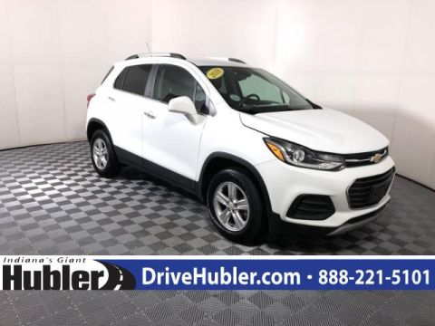 Pre-Owned 2018 Chevrolet Trax AWD 4dr LT