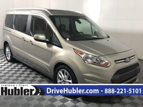 Pre-Owned 2014 Ford Transit Connect 4dr Wgn LWB Titanium w/Rear Liftgat