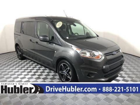 Pre-Owned 2018 Ford Transit Connect XLT LWB w/Rear Symmetrical Doors