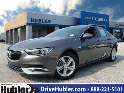 Pre-Owned 2018 Buick Regal Sportback 4dr Sdn Preferred FWD