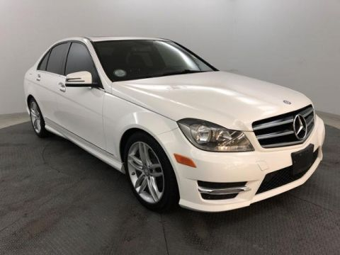 Pre-Owned 2014 Mercedes-Benz C-Class 4dr Sdn C 250 Sport RWD